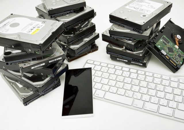 萩市でパソコン修理を業者に依頼する前にHDDの物理障害と論理障害について知っておこう